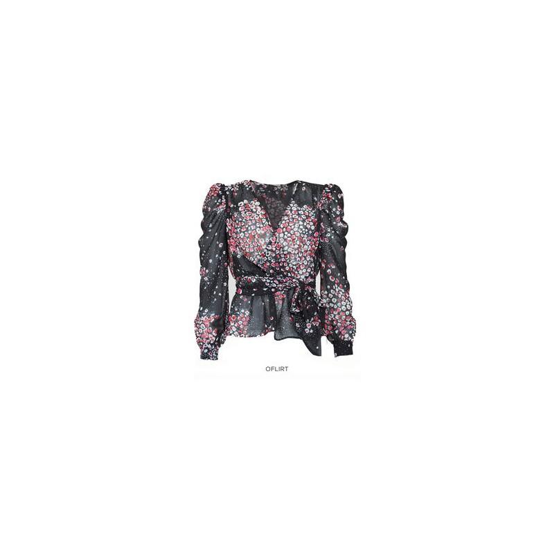 blouse morgan