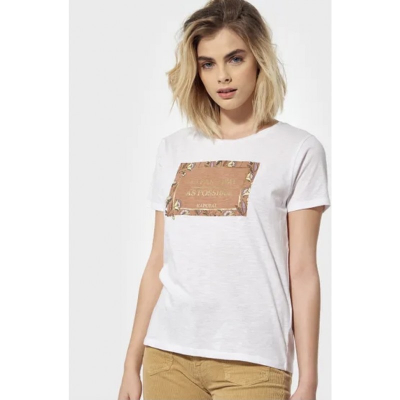 T-shirt kaporal