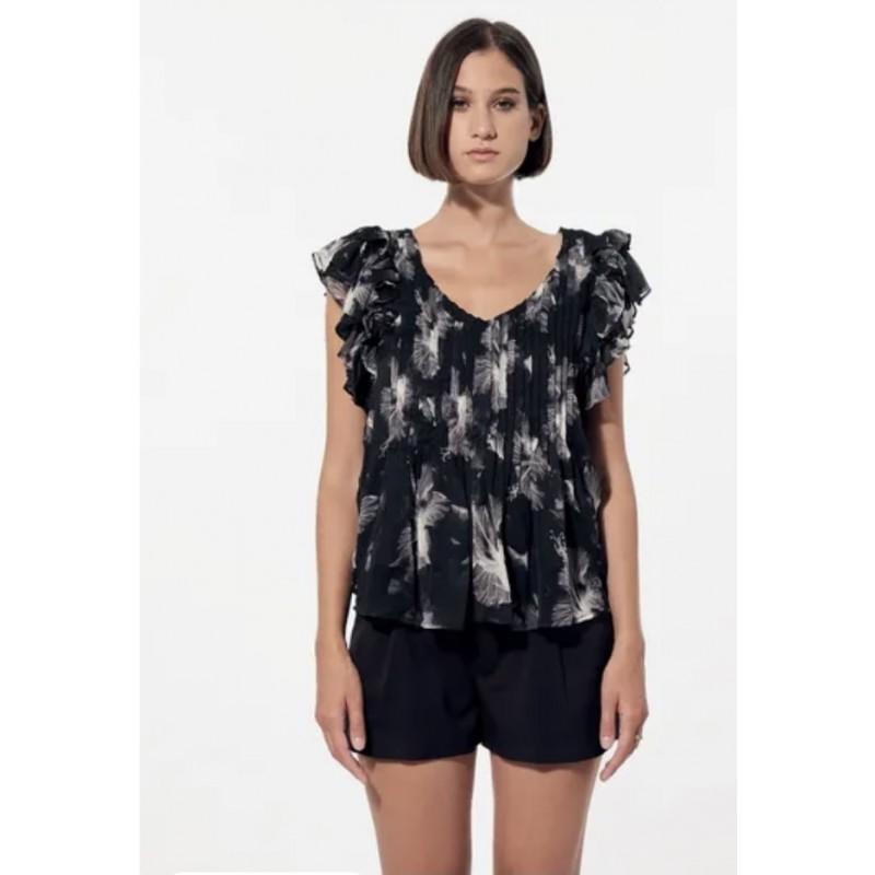 blouse kaporal