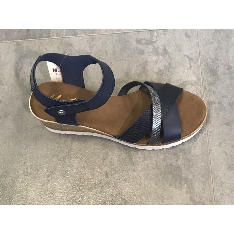 nu pieds mustang